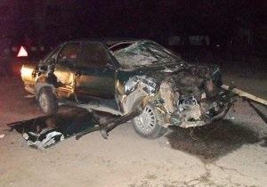 Черновцы - дтп - В Черновицкой области пьяный водитель насмерть сбил двух девушек