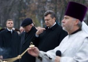 Янукович попрощался с Левенцом, которого называли главным политтехнологом Банковой