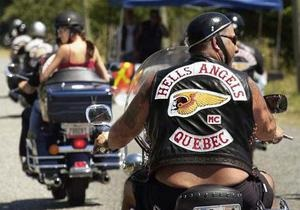В Австралии полиция устроила облаву на Ангелов ада