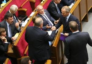 Рада - депутаты - пенсия - На особых основаниях. Депутаты отказались изменить принцип начисления пенсий бывшим нардепам и президенту