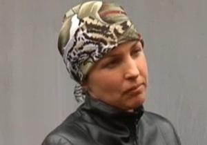 Адвокат Крашковой подтвердил, что она требует от подсудимых более миллиона гривен