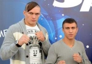 Александр Усик отправится в США на бой Ломаченко