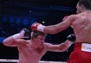 Тренер Поветкина рассказал о тактике своего подопечного на бой с Кличко