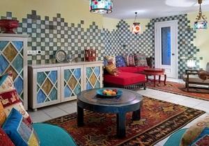 Интерьер дома - экзотика в интерьере - дизайн интерьера - Как гармонично уместить разностилевые вещи в одном интерьере