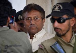 Обвиняемый в убийствах оппонентов. Суд отпустил экс-президента Пакистана из-под домашнего ареста