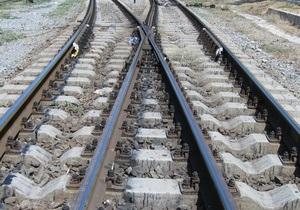 Львовская область - поедз - травма - Во Львовской области поезд смертельно травмировал парня