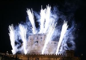 Римские замки станут шоколадными