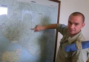 В Африке российский полицейский спас ребенка от жертвоприношения