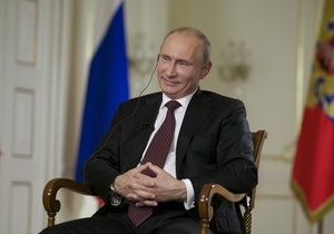 Украина закачала в хранилища российский газ по $260 - Путин