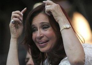 Президенту Аргентины проведут операцию на головном мозге