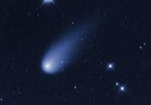 Новости науки - космос - ISON: Претендент на ярчайшую комету десятилетия может разрушиться, не долетев до Солнца