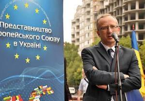 Посол ЕС в Киеве назвал возможные сроки старта свободной торговли с Украиной