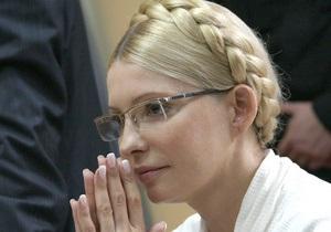 Германия настаивает на освобождении Тимошенко, указывая на угрозу срыва ассоциации