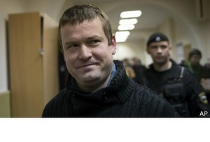 Развозжаев - Мосгорсуд продлил арест Развозжаева еще на 4 месяца
