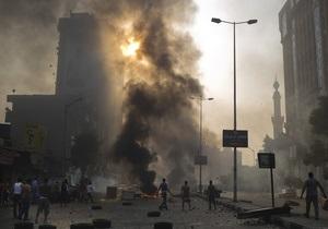 В Каире неизвестные обстреляли из гранатометов станцию спутниковой связи