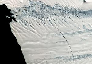 Новости науки - Антарктика - глобальное потепление: Под антарктическими льдами обнаружили гигантские каналы с теплой водой
