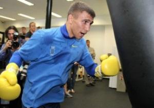 Ломаченко ударно тренируется перед дебютом в профессионалах