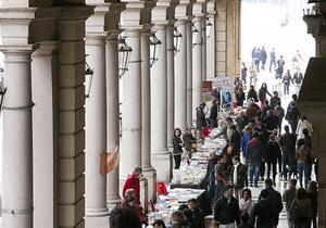 Самый длинный в мире книжный магазин открылся в Италии