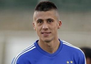 Хачериди подписал новый контракт с Динамо