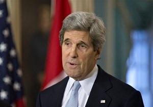 Керри: США продолжат антитеррористические операции