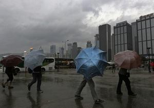 В ожидании тайфуна: юго-восток Китая массово эвакуируют