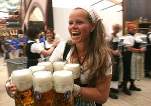 Октоберфест-2013: 6,7 млн литров пива выпито, две тысячи раз пришлось вызывать полицию