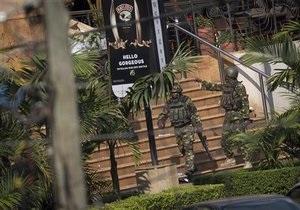 Нападение на ТЦ в Найроби: Белая вдова не участвовала в нападении на ТЦ в Найроби - полиция