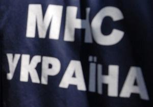 В Черниговской области в Десне затонул автомобиль с пассажирами