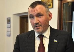 Кузьмин - СНБО - ГПУ - милиция - Источник: Кузьмин на новой должности займется реформированием милиции