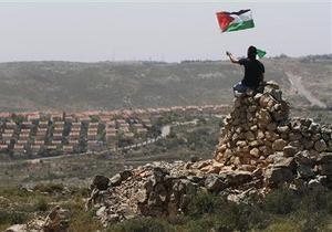 Израиль вернул палестинцам земли, отобранные под еврейское поселение