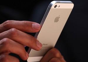Немцы обнаружили способ взломать  противоугонную  защиту новых iPhone - ipone 5s - новый айфон - сканер отпечатков