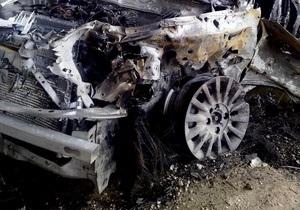 В Афинах возле клуба футбольных болельщиков прогремел мощный взрыв