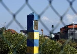 В Сумской области на пункте пропуска мужчина подорвал себя и двух пограничников