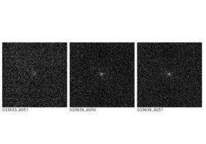 Новости науки: Марсианский зонд MRO устроил фотосессию комете ISON