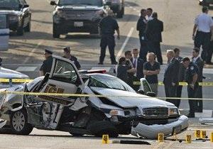 Новости США - стрельба в Вашингтоне: Полиция официально подтвердила гибель женщины, спровоцировавшей стрельбу в центре Вашингтона