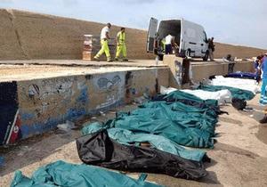 Крушение у берегов Италии: Число погибших мигрантов из Африки возросло до 130 человек