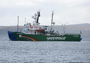 У активиста Greenpeace во время предъявления обвинения случился сердечный приступ