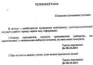 Батьківщина - оппозиция - выборы - фальсификации - Батьківщина уверяет, что власть готовит фальсификации на довыборах 15 декабря