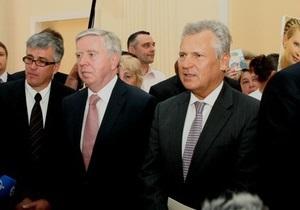 Тимошенко ждет высокопоставленных гостей из ЕС