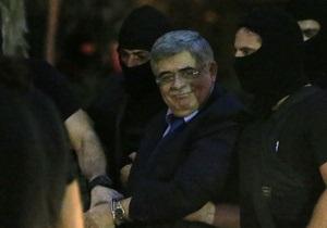 Суд признал арестованного главу ультраправой партии Греции лидером преступной организации - СМИ