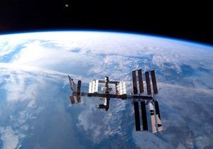 Новости науки - космос - МКС: МКС подняли более чем на три километра