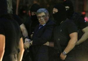 Аресты ультраправых политиков Греции: лидера националистов перевели в тюрьму