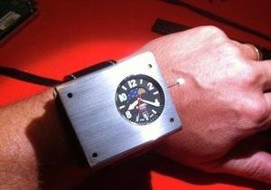 Названа цена первых в мире наручных атомных часов - цезий 133
