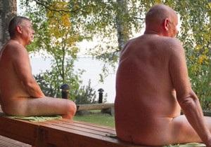 Би-би-си: Почему финны любят потеть в сауне