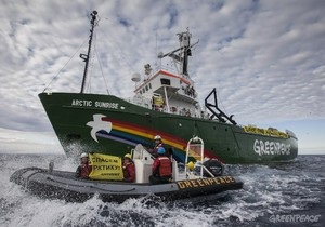 Обвинения в пиратстве предъявлены уже пяти активистам Greenpeace