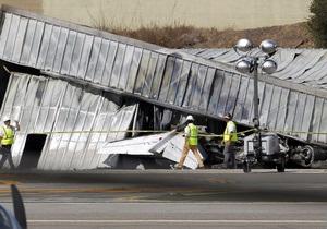 Из сгоревшего в Калифорнии частного самолета достали тела четырех человек