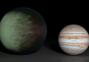 Новости науки - космос - Кеплер - NASA: Астрономы показали кремниевые облака на экзопланете