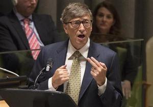 Акционеры Microsoft лоббируют отставку Билла Гейтса