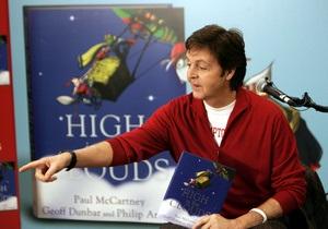 На основе детской книжки Пола Маккартни снимут 3D-мультфильм