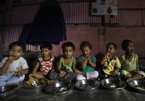 ООН: 12% населения планеты голодает